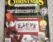 Cross Stitch Christmas, a Better Homes and Gardens Special Magazine