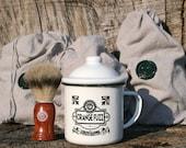 Enamel Mug Shave Kit