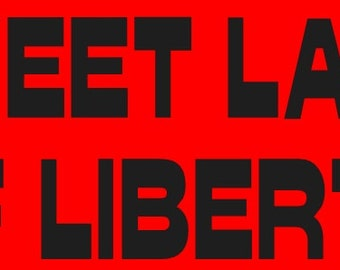 SWEET LAND of Liberty Stencil Make Your Own Primitive Sign Patriotic/Stars/American/USA/Red White & Blue Hafair