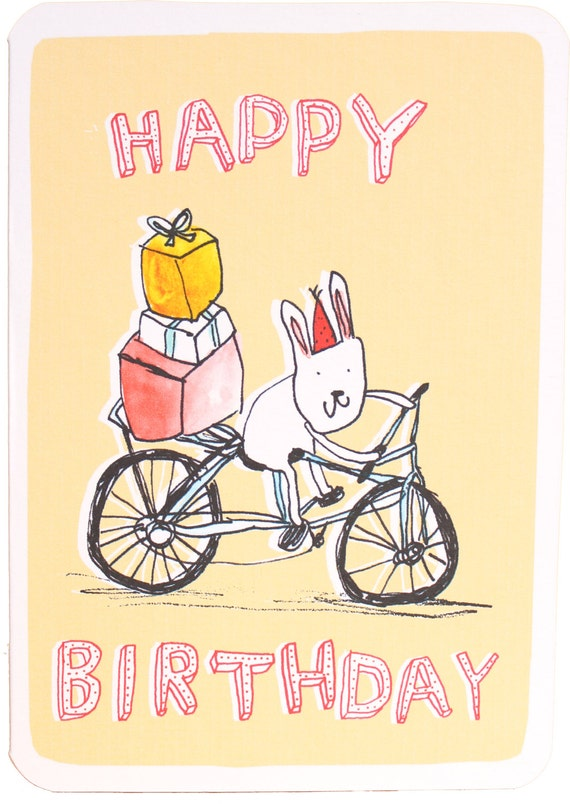 Auguri Compleanno Bicicletta