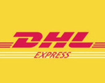 DHL Express shipping to USA, Canada, Australia