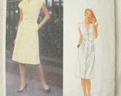Vogue 2684 American Designer Adele Simpson Shirtdress Vintage Sewing Pattern Bust 34