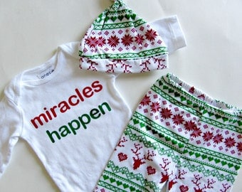"Shop ""first christmas baby"" in Clothing"