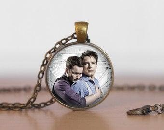 Torchwood  Image Pendant,Torchwood jewelry  , Torchwood pendant,  Torchwood Necklace