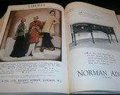 Antique Collector Volume 8 1937 - 1938 Bound Magazines Reference Advertising