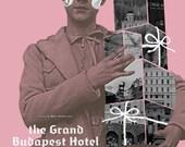 The Grand Budapest Hotel alternative movie poster