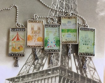 there's more to paris necklaces