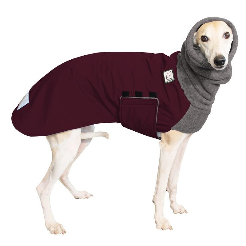 WHIPPET Winter Dog Coat Winter Coat Dog Coat Dog Clothing