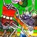 """La Llorona / The Crying Woman """" Art Print by Karina Gomez - Mexican Colorful Art - Dia de los Muertos Art- Day of the Dead- Sugar Skulls"""