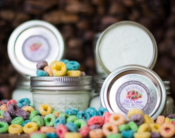 Fruit Loop Body Butter