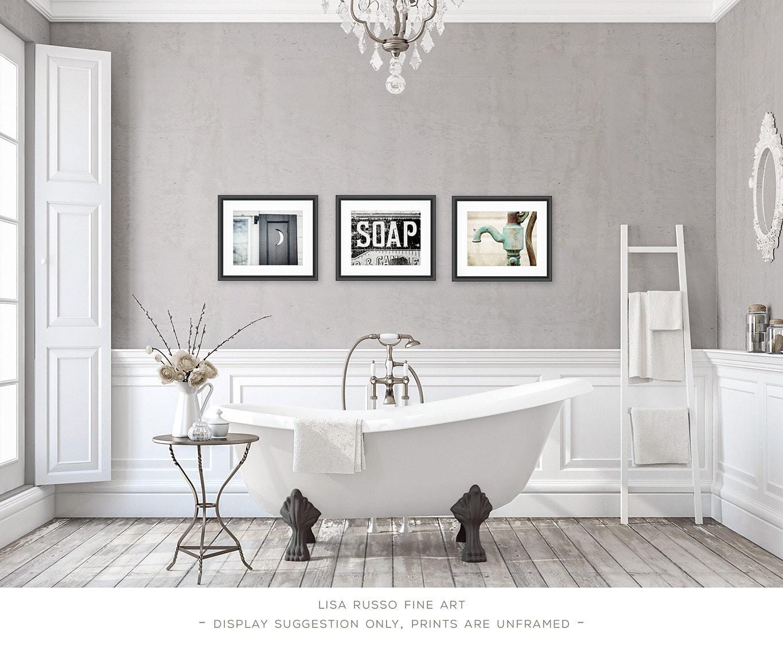 Rustic chic bathroom -  Zoom