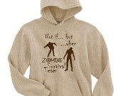 Zombie Survival Team - Fun Hoodie - Unisex - Small to 5X