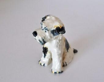 Vintage Rosenthal Terrier Dog Figurine