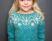 Custom made Frozen Lopi Sweater