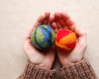 Wool Felt Ball Kit