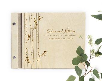 Birch Wood Grove - Guest Book