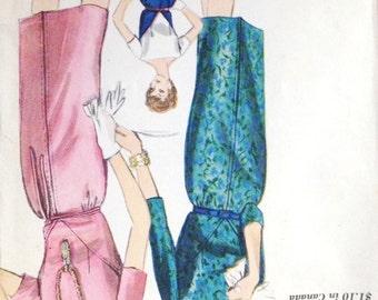 """Vintage 1961 Vogue Misses' Dress Pattern 5241 Size 12 (32"""" Bust)"""