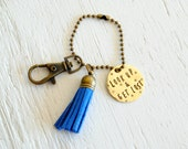 Look Up & Get Lost Keychain