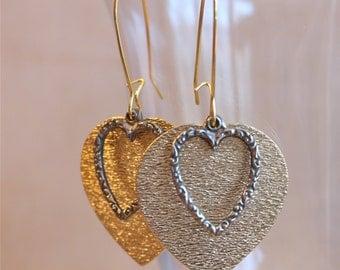 Earrings - My Heart