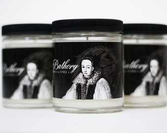 Scented Candle - Blood Orange - Bathory - Vampire