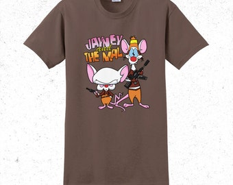 Pinky and the Brain T-shirt - Firefly T-shirt - men's