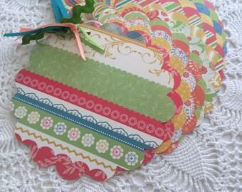 Bridal Shower Memory Book or Guest Album, Mother's Day Keepsake, Teacher Gift