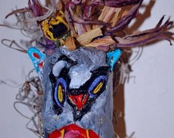 Thrive New Orleans Voodoo Doll Brown