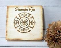 Popular Items For Firefighter Gift On Etsy