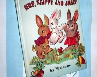 Hop, Skippy and Jump, 1947 Whitman Tell-a-Tale Book