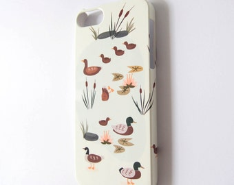 Duck Pond iPhone Slim Case - iPhone Case - iPhone 5 Case -  iPhone 5s Case