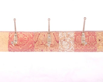 entryway wall hooks coat rack rare patterns
