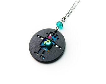 My robot pendant