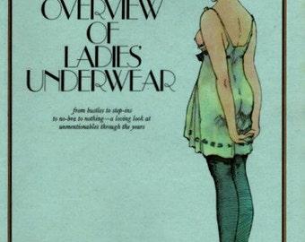 "Playboy ""Overview of Ladies Underwear"" Pictorial, Vintage Mature Female Nudes"