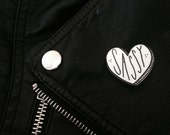 Candy Heart Pin