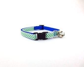 Mother Earth Cat Collar