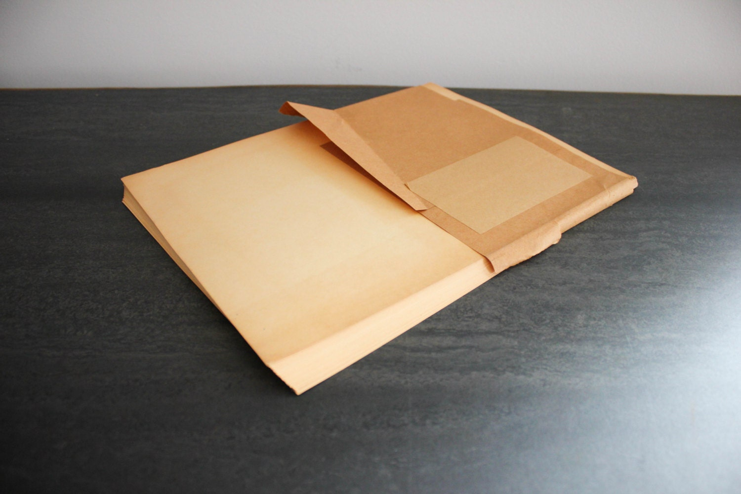 Vintage aged paper card stock heavy paper craft paper for Craft paper card stock