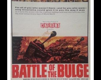 Battle of the bulge essay