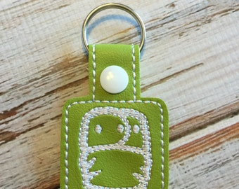 Cloth Diaper Keychain - Diaper Keychain - Cloth Diaper Key Chain - Cloth Diaper - Diaper Key Chain - Baby Shower Gift - Cloth Nappy