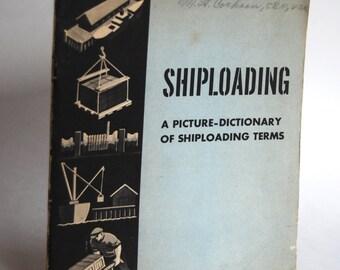 Vintage Book, Shiploading