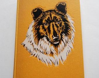 Vintage Children's Classic Book, Lassie Come-Home
