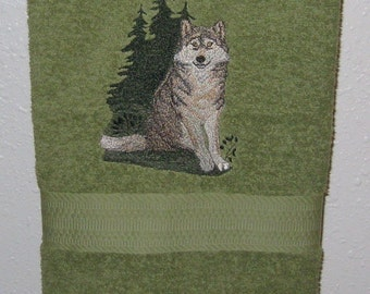 Popular Items For Wolf Home Decor On Etsy