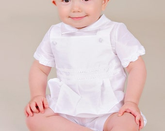 James Baby Boy's Christening Outfit, Baptism Outfit