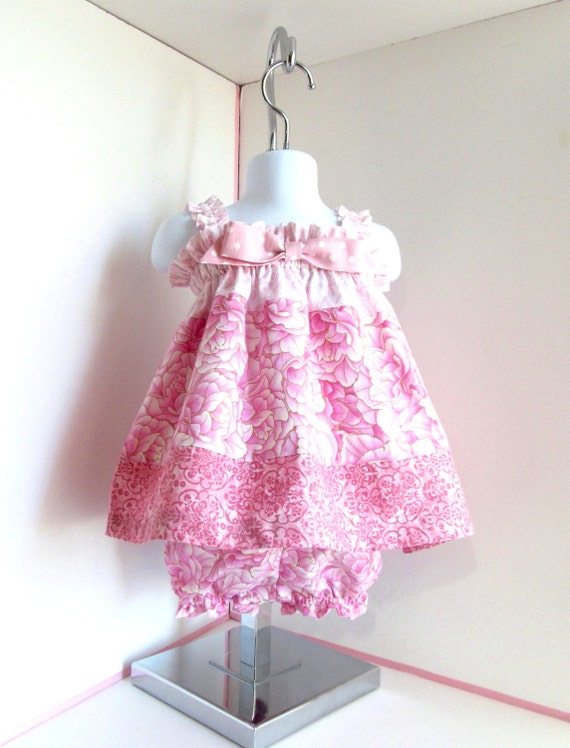 Baby dress sz 3 to 6 months baby 2pc summer dress baby