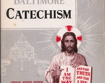 Popular Items For Catechism On Etsy