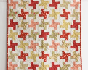 Custom Pinwheel Quilt