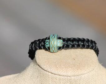 Celtic Nylon Bracelet