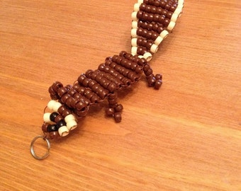 Beaded Squirrel