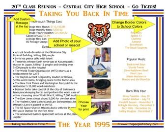 High School Reunion Print