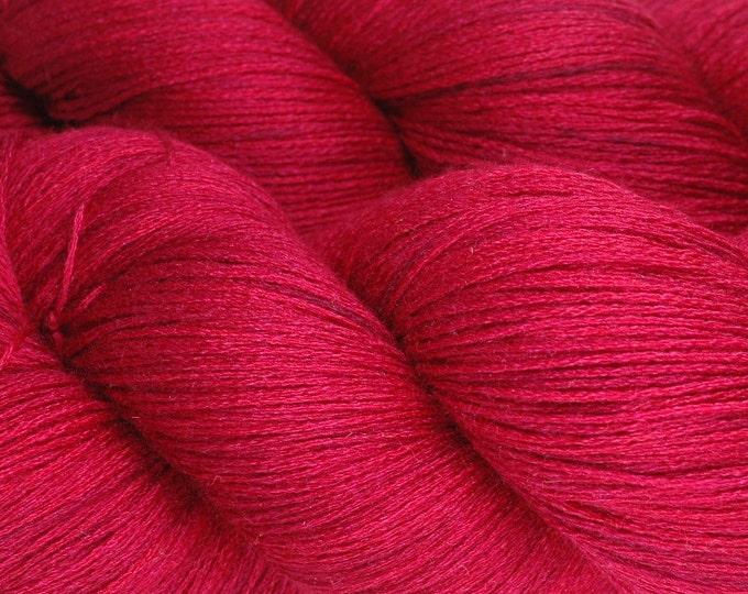 MUTANT PURPLE - 50gms- Merino/Silk/cashmere 70/20/10 - Glazed