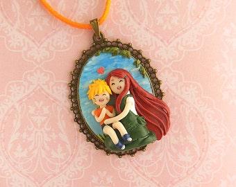 Naruto and Kushina Motherlove Collection Cameo